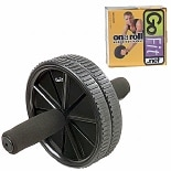 GoFit Abdominal Wheel Black