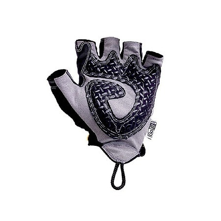 GoFit Diamond-Tac Weightlifting Glove Black medium