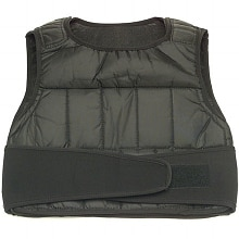 GoFit Unisex Adjustable Weighted Vest 40lb