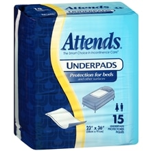 Attends Disposable Underpads 23 x 36 inch