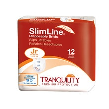 SlimLine Disposable Brief Heavy Protection