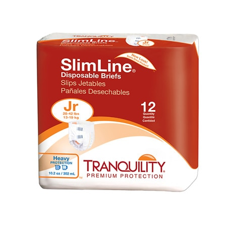 Tranquility SlimLine Disposable Brief Heavy Protection