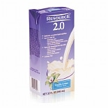 2.0 Medical Food Complete Liquid Nutrition Vanilla