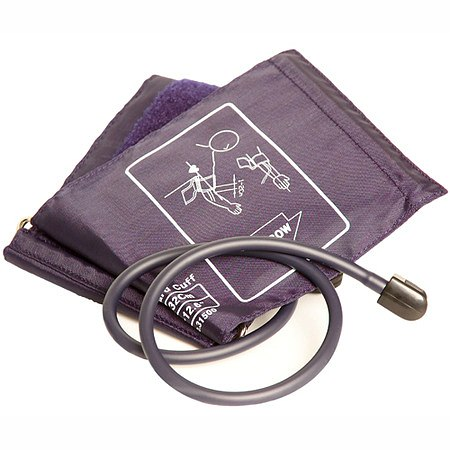 Zewa 31500 Standard Replacement Blood Pressure Cuff Upper Arm