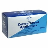 Medline Cotton Tipped Applicators Sterile, 200 per box