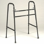TFI Medical Bariatric Extra Wide Heavy Duty Walker, 600 lb. Capacity