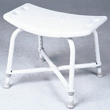 TFI Medical Bariatric Heave Duty Bath Bench, 500 lb Capacity
