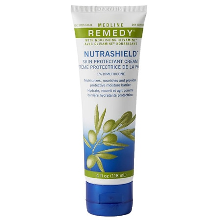 Medline Remedy Nutrashield with Silicone Blends Lotion