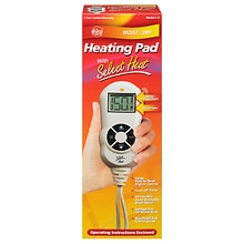 Cara Heating Pad with Select Heat, Moist/Dry
