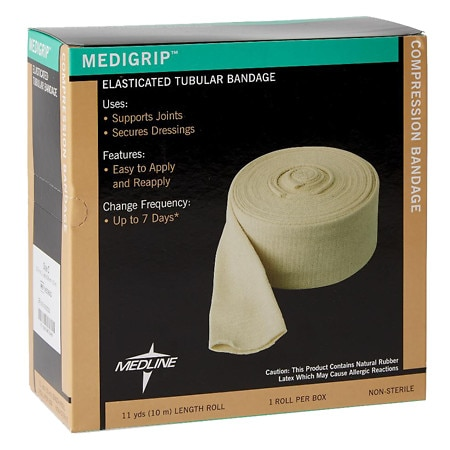 Medline Elasticated Tubular Support Bandage