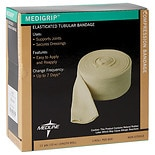 Medline Medigrip Elasticated Tubular Support Bandage 2 5/8  inch width
