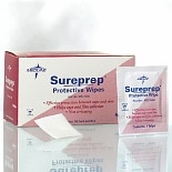 Medline Sureprep Protective Wipes