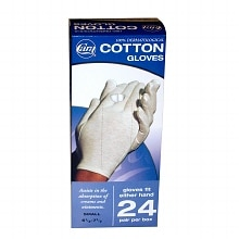 Cotton Glove Dispenser Box Small