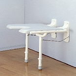 Nova Wall Mounted Shower Seat 9404