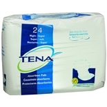 Tena Serenity Night Super Maximum Absorbency Pad 2 Economy Packs