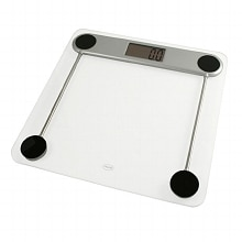 American Weigh Digital Glass Top Bathroom Scale