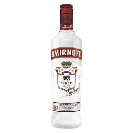 Smirnoff Triple Distilled Vodka