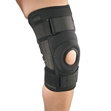 OTC Professional Orthopaedic Knee Stabilizer with Spiral Stays medium