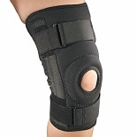 OTC Professional Orthopaedic Knee Stabilizer with Spiral Stays Large