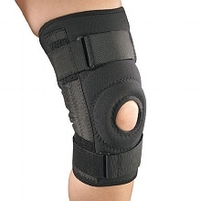 OTC Professional Orthopaedic Knee Stabilizer with Spiral Stays x-Large
