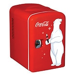 Koolatron Coca-Cola Personal Fridge