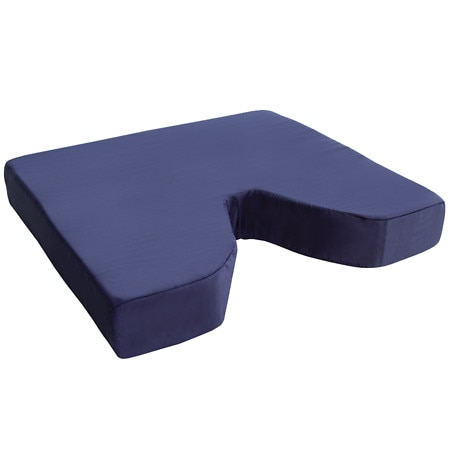 Essential Medical Coccyx Cushion 16 x 16 inch