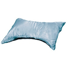 Essential Medical E-Z Sleep Pillows Butterfly Pillow Blue
