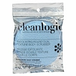 Cleanlogic Exfoliating Round Dual Texture Body Scrubber