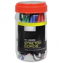 Living Solutions Stretch Cords