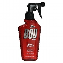 Parfums de Coeur BOD Man Fragrance Body Spray Most Wanted