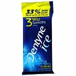 Dentyne Ice Sugar Free Gum 3 Pack Peppermint