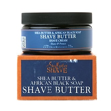 SheaMoisture African Black Soap Shave Creme