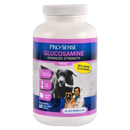 Pro-Sense Glucosamine Advanced Joint Care for Dogs