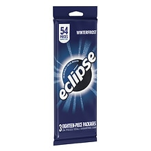 Eclipse Sugarfree Gum, Winterfrost