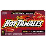 Hot Tamales Chewy Candies Cinnamon