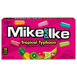 Mike and Ike Chewy Fruit Flavored Candies Tropical Typhoon