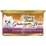 Fancy Feast Gravy Lovers Gourmet Cat Food Chicken Feast in Grilled Chicken Flavor Gravy
