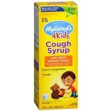 Cough Syrup 4 Kids