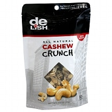 Good & Delish Cashew Crunch Cashew