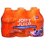 Joint Juice Glucosamine + Chondroitin Supplement Drink Blueberry Acai