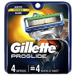 Gillette Fusion Proglide Power Shaving Cartridges