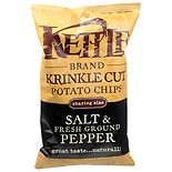 Kettle Chips Krinkle Cut Potato Chips