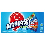 Airheads Chewy Fruit Candy Bars 6 Pack