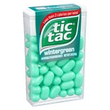 Tic Tac Mints Wintergreen