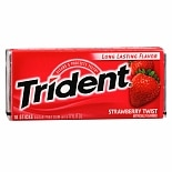 Sugar Free Gum Strawberry Twist