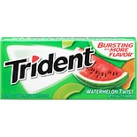 Trident Sugar Free Gum Watermelon Twist