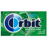 Wrigley's Orbit Spearmint Sugarfree Gum