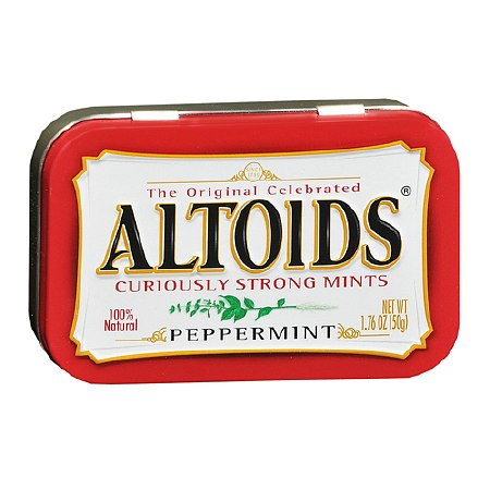 Altoids Mints Peppermint