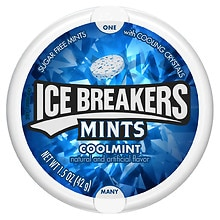 Ice Breakers Coolmint Sugar Free Mints