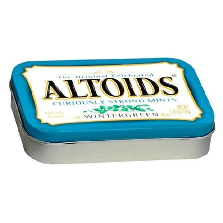 Altoids Mints Wintergreen